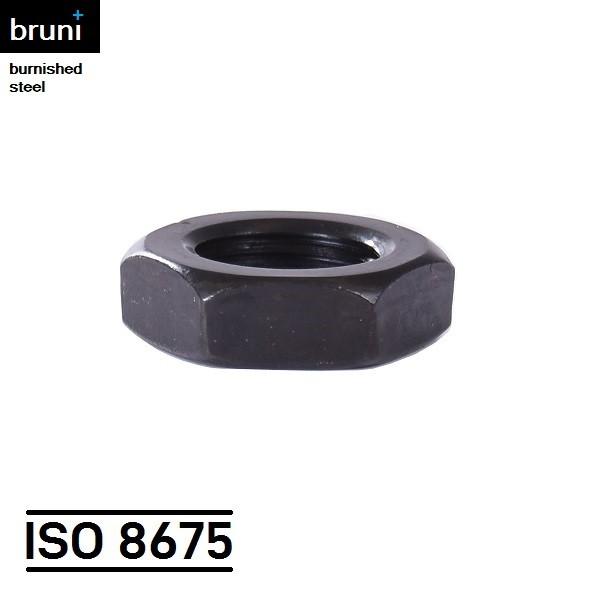 ISO 8675_SECHSKANTMUTTER_HEXAGON_NUT_ECROU_HEXAGONAL