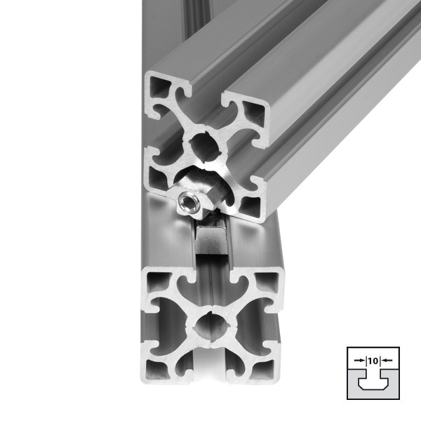 H92KV45_X_KREUZVERBINDER_K45_PROFIL_NUT_10